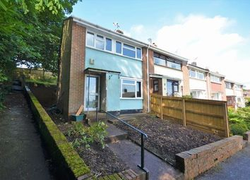 Thumbnail 3 bed end terrace house for sale in Derick Road, Tiverton