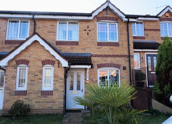 Thumbnail 3 bed town house for sale in Bramble Close, Alfreton