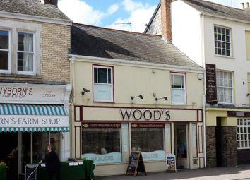 Thumbnail Restaurant/cafe for sale in Barnstaple, Devon