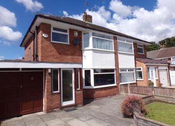 Thumbnail 3 bed semi-detached house for sale in Oakhurst Close, Woolton, Liverpool, Merseyside