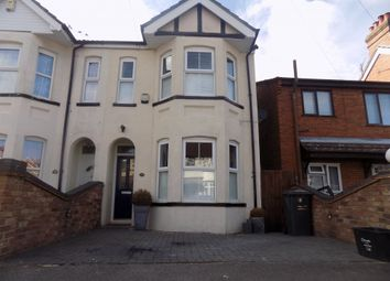 Thumbnail 3 bed semi-detached house to rent in Icknield Road, Luton, Bedfordshire