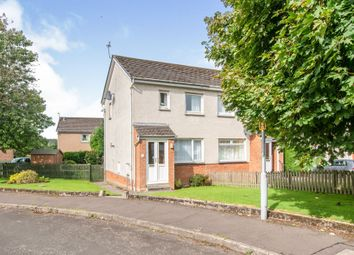 Thumbnail 2 bedroom semi-detached house for sale in Maybole Grove, Newton Mearns, Glasgow