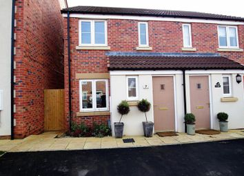 Thumbnail 2 bedroom semi-detached house for sale in Stowell Road, Coate, Swindon