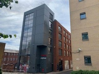 Thumbnail 1 bed flat for sale in Howard Lane, Sheffield