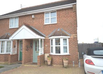 Thumbnail 2 bed property to rent in Harvester Way, Crowland, Peterborough