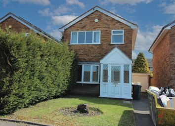 Thumbnail 3 bed detached house for sale in Dursley Close, Willenhall