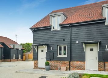 Thumbnail 2 bed end terrace house for sale in East Grinstead Road, North Chailey, Lewes
