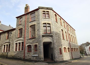 Thumbnail 1 bed flat to rent in Palace Street, Plymouth