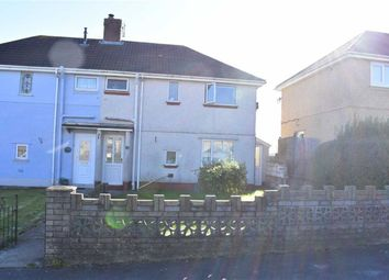 Thumbnail 3 bed semi-detached house for sale in Penyfan Road, Llanelli