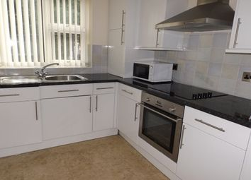 Thumbnail 2 bed flat to rent in Lynmouth Road, Norton, Stockton-On-Tees