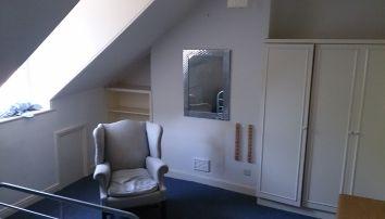 Thumbnail 1 bed flat to rent in Regent Park Terrace, Leeds