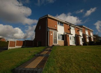 Thumbnail 3 bedroom mews house for sale in Chester Avenue, Little Lever, Bolton
