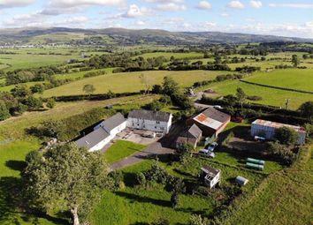 Thumbnail 5 bed farm for sale in Tynreithyn, Tregaron, Ceredigion