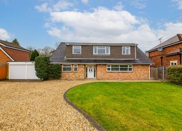 Thumbnail 4 bed detached house for sale in Kiln Ride, Finchampstead, Wokingham