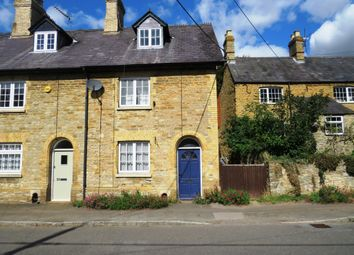 Thumbnail 3 bed end terrace house for sale in High Street, Croughton, Brackley