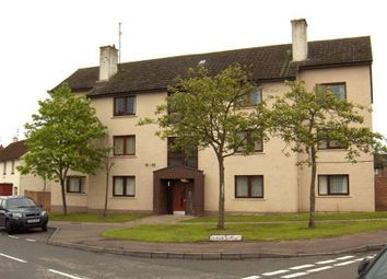 Thumbnail 2 bed flat to rent in Thane Road, Glenrothes, Fife