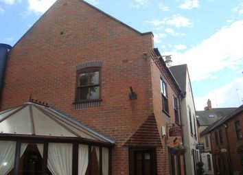 Thumbnail 1 bed flat to rent in Market Street, Ashby-De-La-Zouch