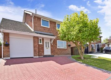 Thumbnail 4 bed detached house for sale in Goodwin Road, Cliffe Woods, Rochester, Kent