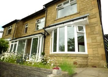Thumbnail 3 bed semi-detached house for sale in Alder Avenue, Rawtenstall, Rossendale