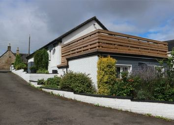 Thumbnail 5 bedroom detached house for sale in Main Street, Old Plean, Stirling