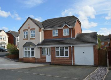 Thumbnail 4 bed detached house for sale in Eltham Drive, Priorslee, Telford