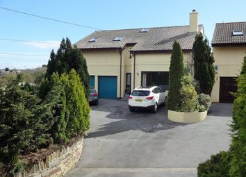 Thumbnail 5 bed detached house for sale in Staddiscombe Road, Old Staddiscombe Village, Plymstock, Plymouth, Devon