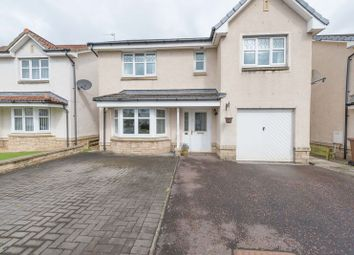Thumbnail 4 bed detached house for sale in Hamilton Gardens, Armadale, Bathgate