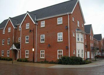 Thumbnail 2 bedroom flat to rent in Edward Jodrell Plain, Norwich
