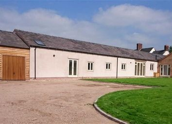 Thumbnail 5 bed barn conversion for sale in Newton- On-The-Hill, Harmer Hill, Shrewsbury