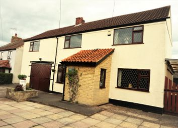 Thumbnail 4 bed detached house for sale in Central Avenue, Walesby