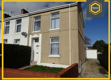 Thumbnail 3 bed end terrace house for sale in 34 Bryngwyn Road, Dafen, Llanelli, Carmarthenshire