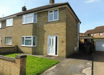 Thumbnail 3 bedroom semi-detached house for sale in Northgate, Whittlesey, Peterborough
