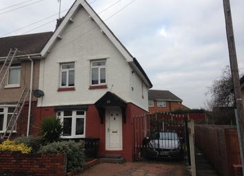 Thumbnail 2 bed semi-detached house to rent in Taylor Road, Netherton, West Midlands