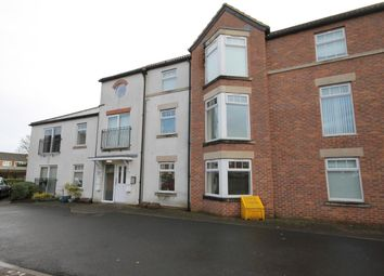 Thumbnail 2 bed flat for sale in Goosecroft Lane, Northallerton