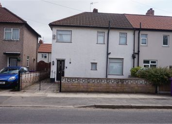 Thumbnail 3 bed semi-detached house for sale in Verney Crescent, Liverpool