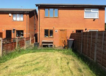 Thumbnail 2 bed semi-detached house for sale in Lidgett Close, Little Hulton, Manchester, Greater Manchester