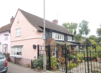 Thumbnail 2 bed cottage for sale in Clacton Road, St. Osyth, Clacton-On-Sea