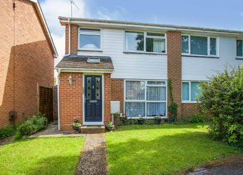 Thumbnail Semi-detached house for sale in Cranbourne Park, Hedge End, Southampton