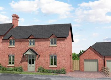 Thumbnail 3 bed end terrace house for sale in Farm Lane, Horsehay, Telford, Shropshire