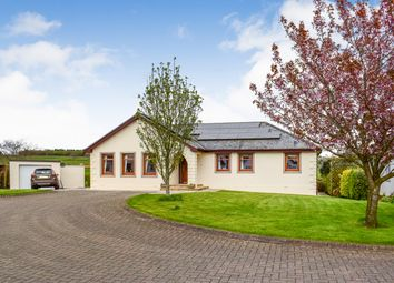 Thumbnail 4 bedroom detached bungalow for sale in 8 Croft Manor, Eaglesfield, Dumfries & Galloway