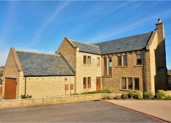 Thumbnail 4 bed detached house for sale in Templars Gate, Halifax