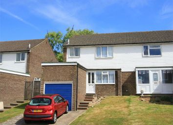 Thumbnail 3 bed semi-detached house for sale in Reedswood Road, St Leonards-On-Sea, East Sussex