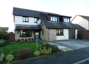 Thumbnail 5 bed detached house for sale in Heritage Park, Haverfordwest, Pembrokeshire