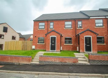 Thumbnail 3 bed town house to rent in High Street, Halmer End, Stoke-On-Trent