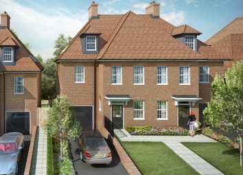 "Thumbnail 5 bed semi-detached house for sale in ""The Cedar Collection Cascade"" at Elmbank Avenue, Arkley, Barnet"