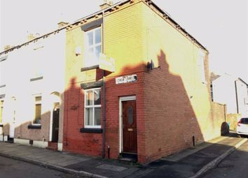 Thumbnail 2 bed end terrace house for sale in Lever Street, Radcliffe, Bury
