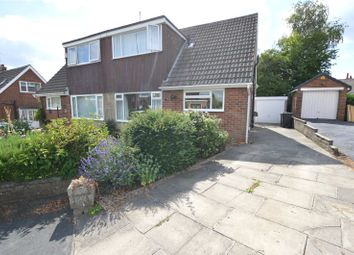 Thumbnail 2 bed semi-detached house for sale in Richmondfield Crescent, Barwick In Elmet, Leeds, West Yorkshire