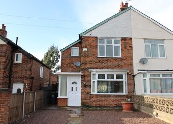 Thumbnail 3 bed semi-detached house for sale in Hill Rise, Thurmaston, Leicester, Leicestershire