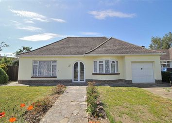 Thumbnail 3 bedroom detached bungalow for sale in Nea Close, Highcliffe, Christchurch
