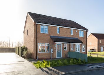 Thumbnail 3 bed semi-detached house for sale in Cedar Court, Selby